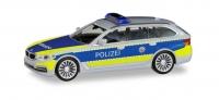 BMW 5er Touring,Autobahnpo.NRW; 1:87