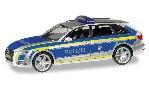 Audi A4 Avant, Polizei Ingolst; 1:87