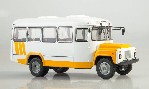 KAVZ3270 Bus, weiß/gelb; 1:43