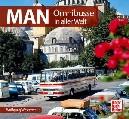 MAN Omnibusse in aller Welt