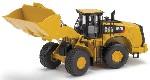 Cat 980K Wheel Loader Material Handler;