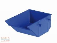 Accessories, Abfallcontainer ``blau`` 1:50