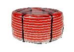 G-Kabel orange/weiß 25m