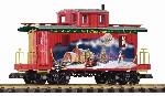G Güterzugbegleitwagen Weihnachten 2019