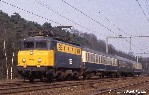 E-Lok/Sound Rh 1100 NS gelb-grau IV + Pl
