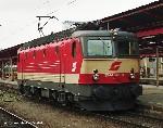 E-Lok Rh 1044 ÖBB IV + DSS PluX22
