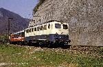 ~ E-Lok BR 140 DB, Verschleißpufferbohle