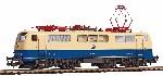 E-Lok BR 111 DB beigeblau IV + DSS PluX2