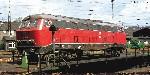Diesellok/Sound BR 216 DB IV + DSS PluX2
