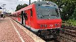 S-Bahn x-Wg. Steuerwg. 2. Kl. DB AG vkro