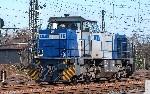 Diesellok G 1206 RBH VI + DSS 8pol.