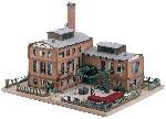 Glashütte Fabrikzaun
