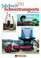 Jahrbuch Schwertransporte  2011