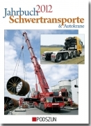 Jahrbuch Schwertransporte  2012