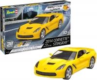 Corvette Stingray 2014  1:24