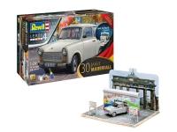 Trabant 601S ``30 Jahre Mauerfall`` 1:24