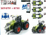 Claas Xerion 5000 TRAC VC   1:32