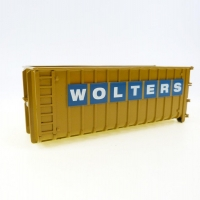 Abrollmulde in Farben Wolters 1:50