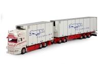 Scania Streamline TL Schwedenkombi. 1:50