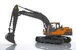 Volvo Excavator EC220D ; 1:50