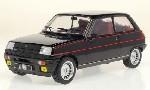 Renault 5 Alpine Turbo, schwarz/De.1:24