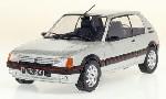 Peugeot 205 GTI, silber, 1988 1:24