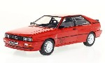 Audi Quattro, rot, 1980 1:24