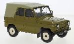 UAZ 469 grün  1:24