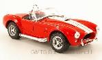 Shelby Cobra 427 SC rot/beige 1965 1:25