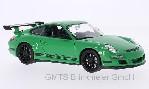 Porsche 911 GT3 RS (997) grün 1:24