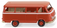 Borgward Bus B611- korallenro; 1:87