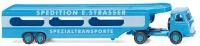 Autotransporter (MB Pullman) ; 1:87
