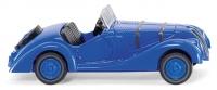 BMW 328 - signalblau         ; 1:87