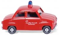 Feuerwehr - Glas Goggomobil  ; 1:87
