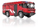 Feuerwehr - Rosenbauer RT; 1:43