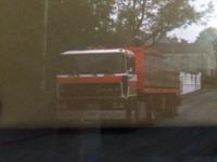 DAF 3600 mit Flachbettauflieger 1:50