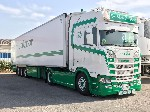 Scania CS20H Kühlkoffersattelzug 1:50