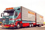 SCANIA 3 SERIES 6X2 TAG AXLE COMBI 1:50