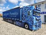 Scania CS20H Gardinenplanensattelzu 1:50