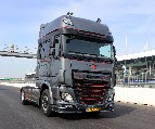 DAF XF SUPER SPACE CAB MY2017 4X2 1:50