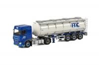 DAF XF SC - Tanker Liquid (3 axle); 1:50