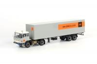 DAF 2600 - Classic Box trailer; 1:50